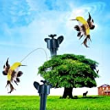 Solar Power Children's Toys Shake Flying Hummingbird