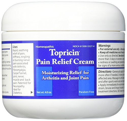Topricin Arthritis Fibromyalgia Sciatica Fasciitis product image