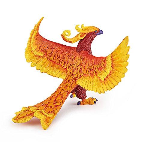 Papo Phoenix Figure, Multicolor ()