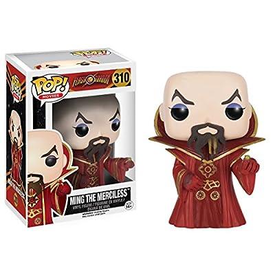 Funko POP Movies: Flash Gordon Action Figure - Emperor Ming: Funko Pop! Movies:: Toys & Games