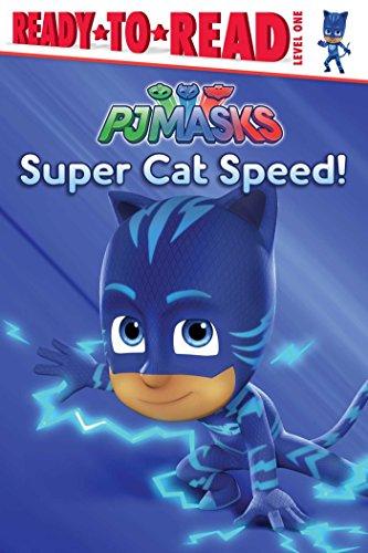 Amazon.com: Super Cat Speed! (PJ Masks) eBook: Kindle Store