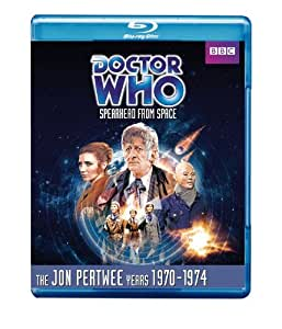 Doctor Who: Spearhead from Space (Story 51) Blu-ray Edition