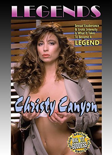 LEGENDS presents CHRISTY CANYON VOL.1- 2 HOUR DVD