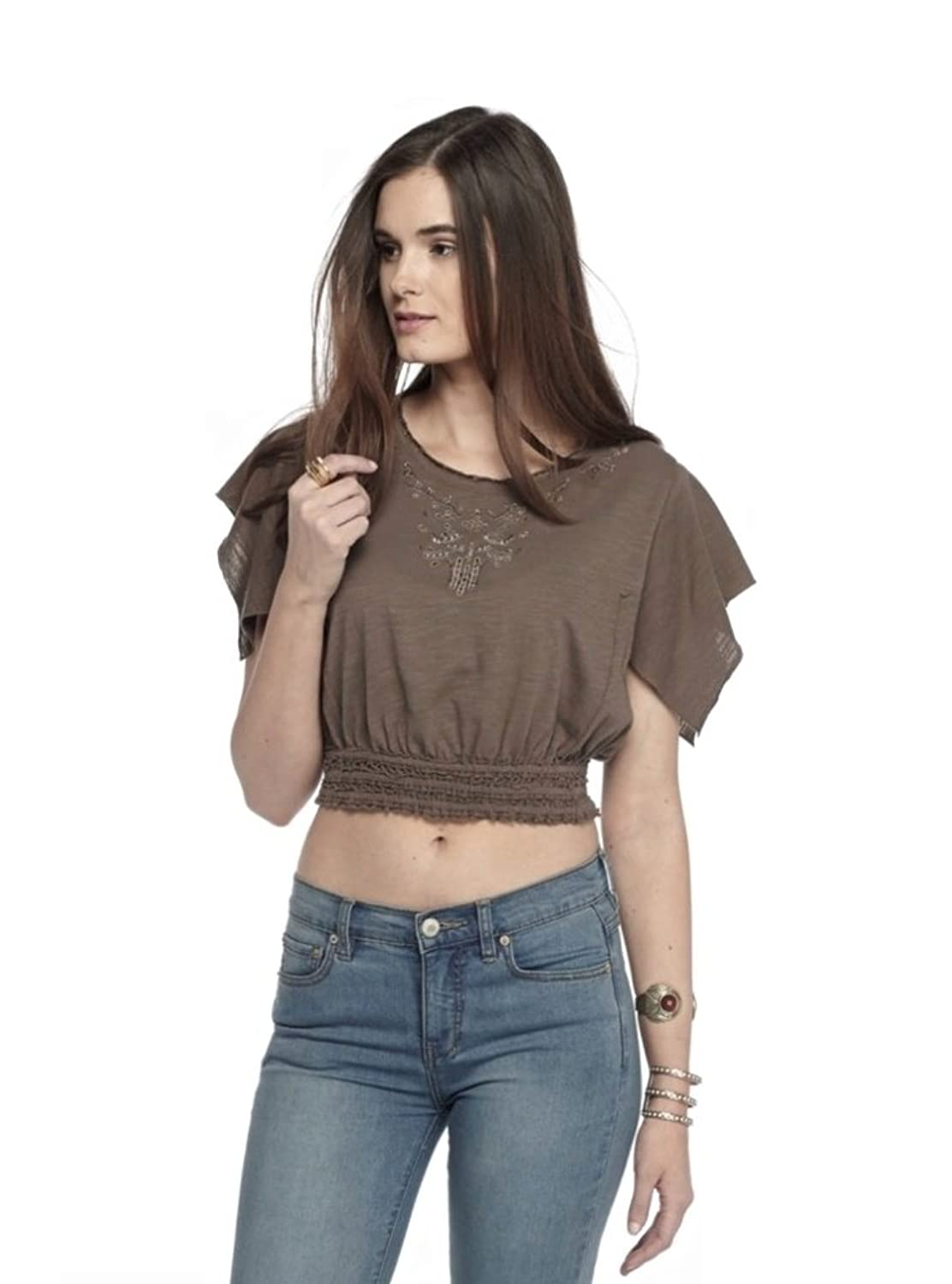Free People Easy Does It Tee