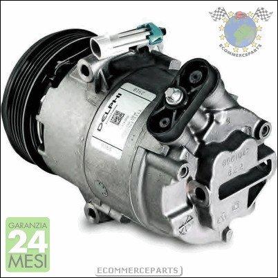 BHE Compresor Aire Acondicionado SIDAT Opel Astra G 2 Volumi/C: Amazon.es: Coche y moto