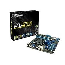 ASUS Micro ATX DDR3 2000 AMD AM3 Plus Motherboard M5A78L-M/USB3