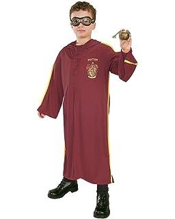 Amazon.com: Harry Potter Deluxe Quidditch Robe, Medium (Size ...