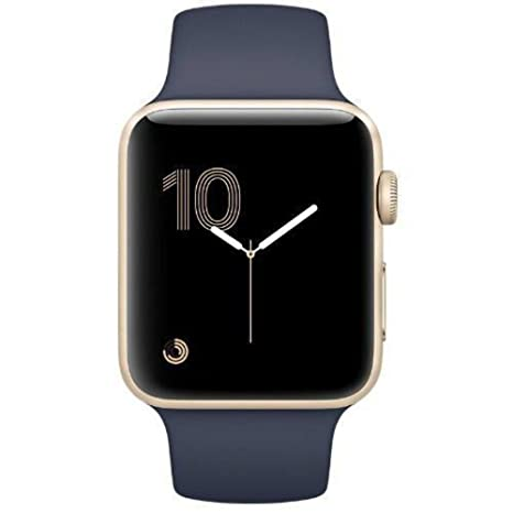 Apple Watch Series 2 OLED GPS (satélite) Oro Reloj Inteligente: Amazon.es: Electrónica