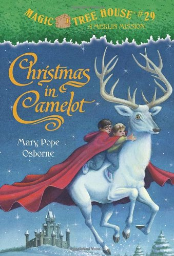 Christmas in Camelot - Book #29 of the Magic Tree House