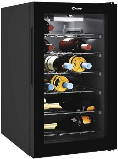Candy Vinoteca CWC021M - 21 Botellas - Baldas cromadas - Display ...