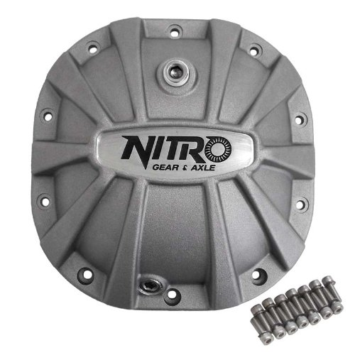 Nitro (NPCOVER-F8.8) Xtreme Aluminum Differential Cover for Ford 8.8