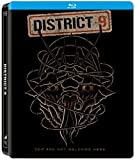 District 9, SteelBook [Blu-ray]