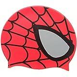 Spider Silicone Swimming Cap-Children's Swim Cap Hat