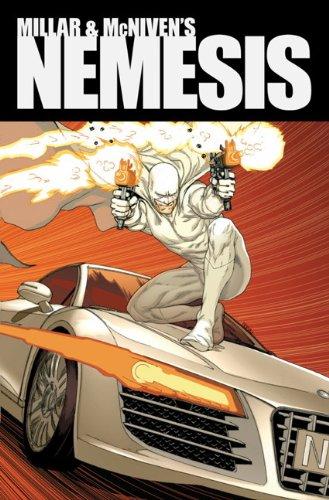 Millar & McNiven's Nemesis. Mark Miller ebook