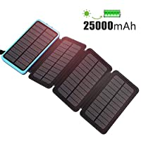 Solar Charger 20000mAh Power Bank