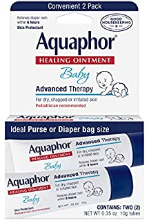 Amazon.com: Aquaphor Advanced Therapy Healing OintMent Skin ...
