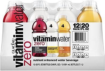12-Pk. Vitaminwater Zero Variety Pack