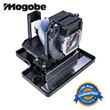 Mogobe ET-LAE4000 Compatible Projector Lamp with Housing for PANASONIC PT-AE4000, PT-AE400 Projectors