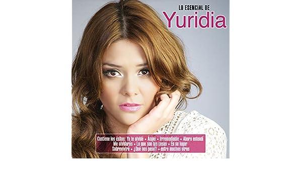 cancion ahora entendi yuridia mp3