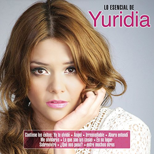 yuridia como yo nadie te ha amado