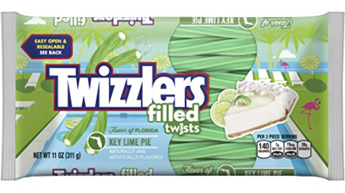 Twizzlers Key lime Pie Twists 2 PACK