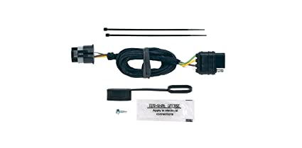 amazon com hopkins 42305 vehicle to trailer wiring kit for dodge
