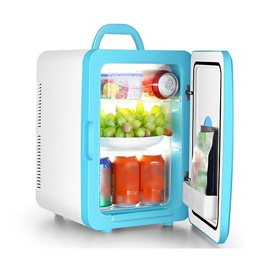 NCBH Refrigerador portátil para automóvil Mini función de ...