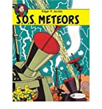Front cover for the book S.O.S. Meteors: Mortimer in Paris by Edgar P. Jacobs