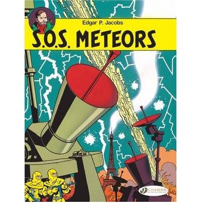 S.O.S. Meteors: Mortimer in Paris