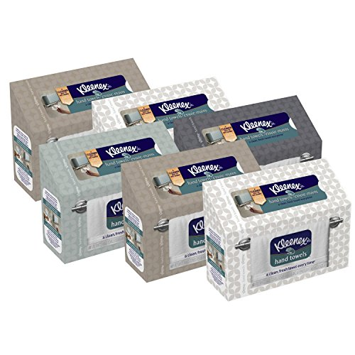 Kleenex Hand Towels 60 Count New New Mega Size Packageage 12 Packs