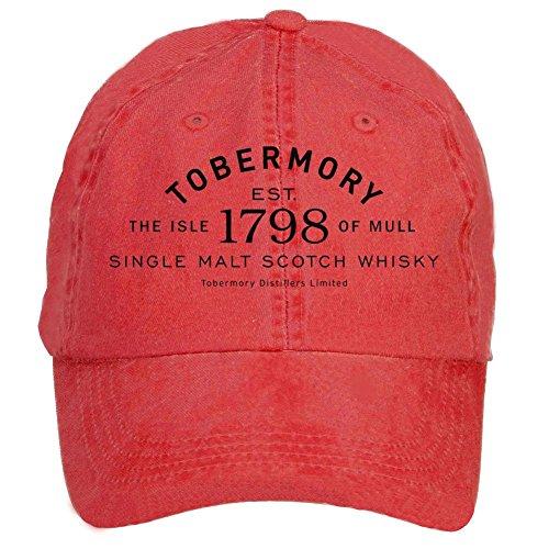 Malt Whisky Tobermory - Niceda Unisex Tobermory Sun Visor Baseball Caps