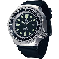 "Tauchmeister men`s 52mm watch ""japan.MIY-8215 automatic"" sapphire T0297"