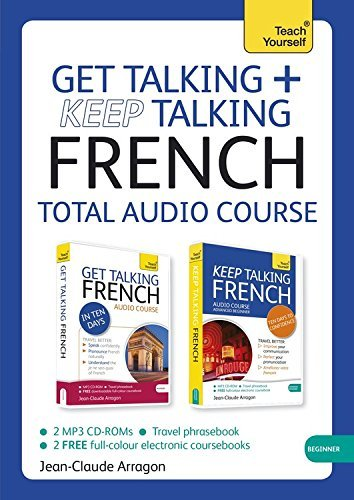 Get Talking/Keep Talking French: A Teach Yourself Audio Pack (Teach Yourself: Beginner) by McGraw-Hill Education (Image #3)