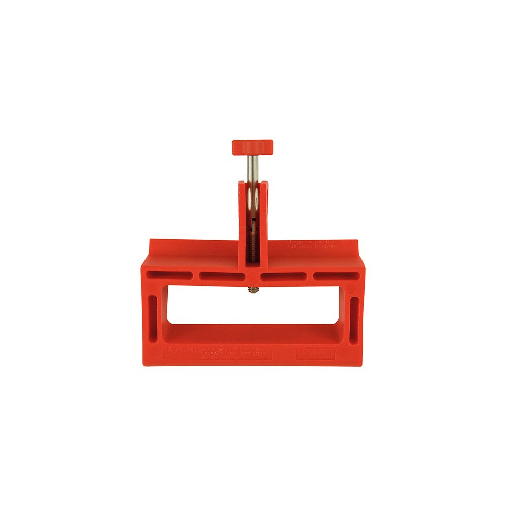 Panduit PSL-CBL Large Handle Circuit Breaker Lockout Device, Red by Panduit