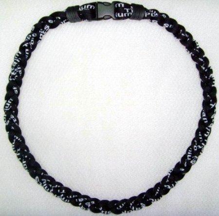 "Amazon.com: 20"" Titanium Sports Necklace"