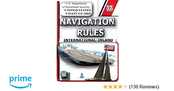 Navigation rules united states coast guard 9781470043193 amazon navigation rules united states coast guard 9781470043193 amazon books fandeluxe Images