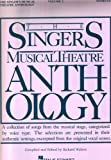 Singer's Musical Theatre Anthology, , 079352329X