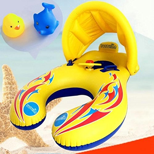 Zicosy Flotador Bébé Baby Swimming Float 6-36 Meses Flotador de natación para bebés: Amazon.es: Juguetes y juegos