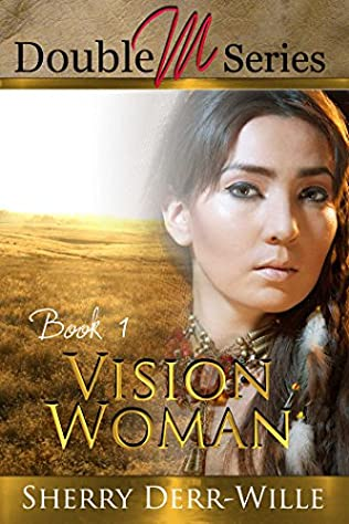 book cover of Vision Woman