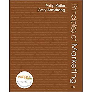 VangoNotes for Principles of Marketing, 12/e Audiobook