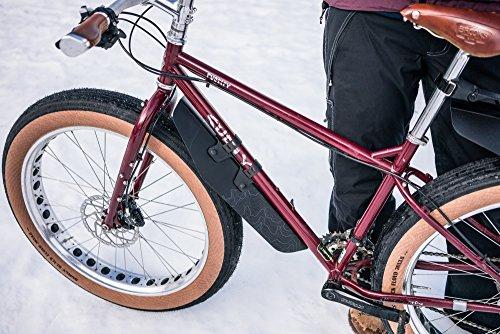 Portland Design Works Mud Shovel 6.5 Fat/Plus Bike Front Fender by Portland Design Works (Image #6)