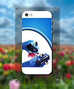 Cute IPhone 5 Funda Case - Rio Side Protection Colorful Popular Anti Dust Anti Slip Defender Protective Funda Case Fit For IPhone 5 / 5s