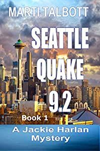 Seattle Quake 9.2 by Marti Talbott ebook deal