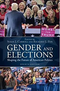 Gender and elections: shaping the future of american politics.