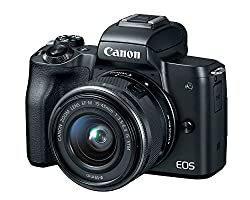 Image of the product Canon EOS M50 Mirrorless that is listed on the catalogue brand of Canon.