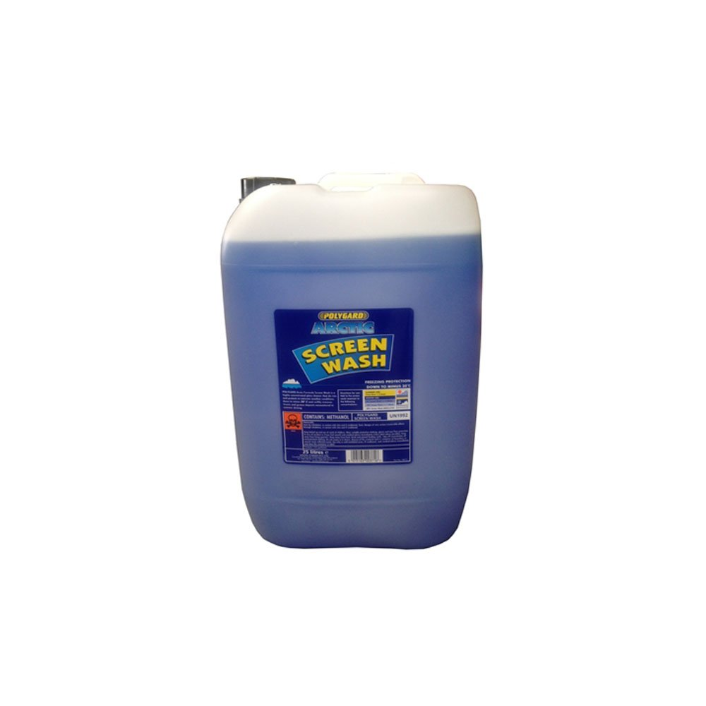 POLYGARD MIS18215 Screenwash, 25 Liter