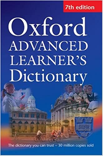 Oxford Advanced Learners Dictionary 7th Edition Pdf