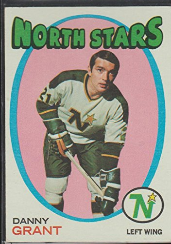 1971-72 Topps Danny Grant North Stars Hockey Card #79 ()