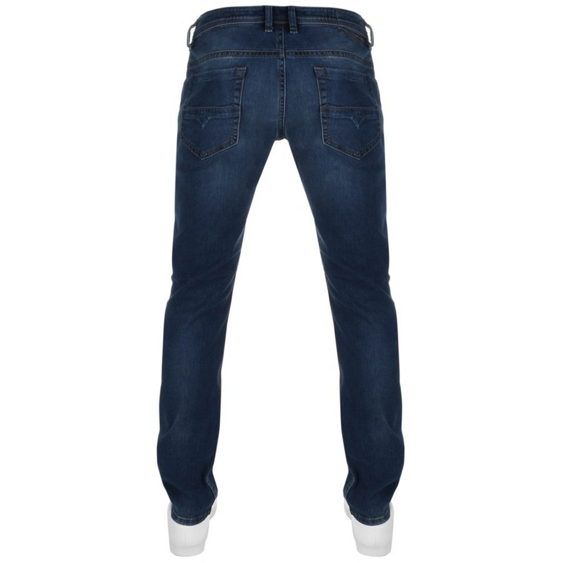 aadc1f20383 Mens Diesel Thommer 084BU Jeans Blue - 33W 30L: Amazon.co.uk: Clothing