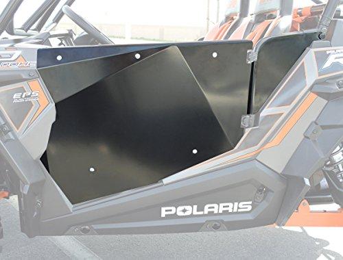 PRP Seats D14 Black Steel Frame Door